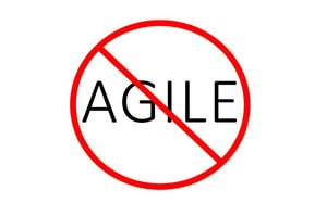 Leadership Killing Agile