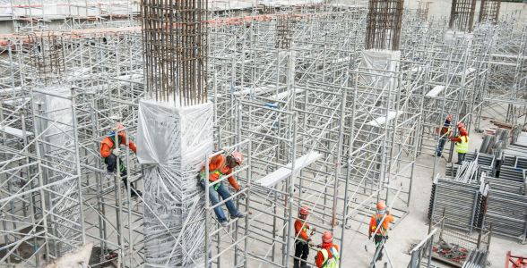 Big Data Strategy to Reinvent World's Largest Construction Company